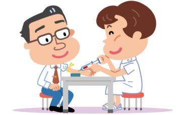 新型コロナワクチン接種後、抗体検査のご案内