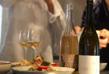 9月5日(日)開催『有機野菜を使った家庭料理と自然派ワイン』が終了しました!